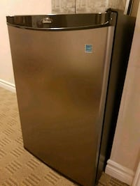 gray and black Haier compact refrigerator London, N6G 5R6