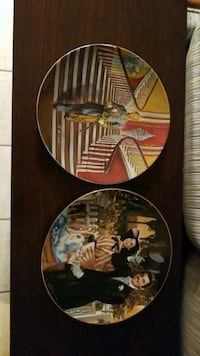 Gone with the wind plates set of 2 Orlando, 32828