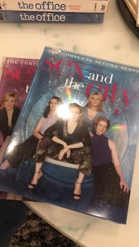 Sex and the City DVDs Alexandria, 22311