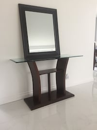 Console table, modern Mission Viejo