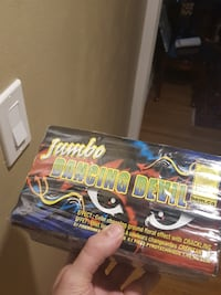 Fire works 25 packs null