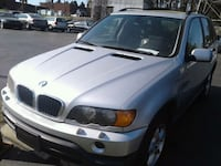 BMW - X5 - 2001 Burlington, 27217