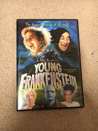 Young Frankenstein (DVD, Widescreen 2006) Mel Brooks,Gene Wilder Winnipeg, R3T 3H2