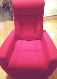 Swirl Recliner Chair Color Bordeaux Webster Groves