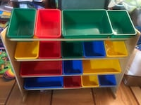 Toy storage with 16 bins  Germantown, 20874