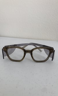 Linda Farrow x Kris Van Assche glasses frames Los Angeles, 90038
