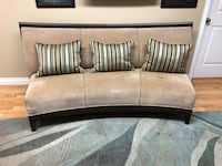 Two Couches. Great condition. Orange, 92869
