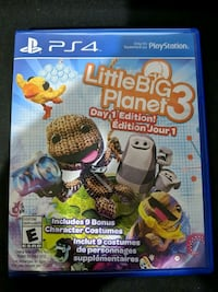 Little Big Planet 3 PS4 Toronto, M3N 2K1