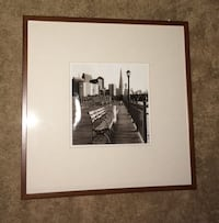 Beautiful Framed & Matted Picture Chantilly, 20151
