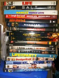 DVDS great collection Fredericksburg, 22401