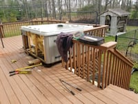 HOT TUB REMOVAL LONG ISLAND NY  Shirley