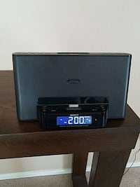 Sony personal audio docking system and alarm clock Queen Creek, 85143