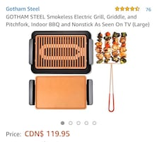 Gotham Steel Grill and Griddle