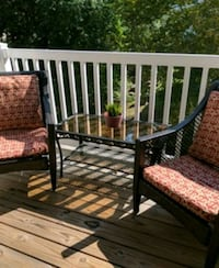 Patio furniture set Centreville