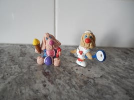 1986 Wrinkles Small Figures $5 PU Morinville