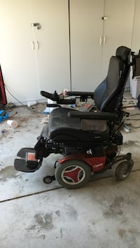 Top of the line black red mobility scooter Modesto, 95357