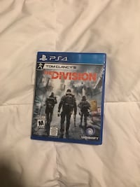 The division PS4  Kitchener, N2A