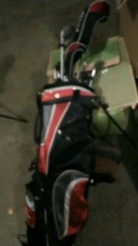 Infinity set of golf clubs