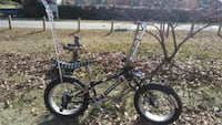 black and blue hard tail mountain bike Surfside Beach, 29575