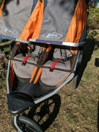 Excellent condition BOB duallie stroller with weather shield  Ashburn, 20147