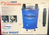 Dust Right separator Marco Island, 34145