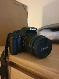 Canon EOS Rebel T3 with 18-55 mm lens Vancouver, V5T 4N7