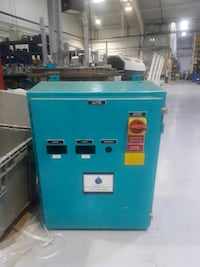 Electrical  cabinet for machine
