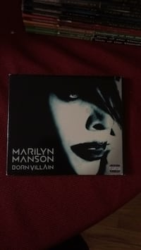 Marilyn Manson - Born Villain CD Norton, 44203