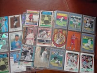 27 nice assortment of Sports Trading Cards  ASTON
