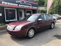 Mercury Sable 2008 Pittsburg