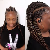 Basic feed in braids