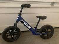 Blue Strider Bike 10 km