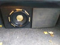 3 12s in ported box slams hard trade for subs Parkersburg
