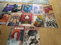 X-Men ultimate comics