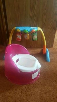 Training potty and baby Toy Edmonton, T6M 2B4