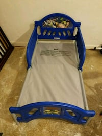 blue and white Paw Patrol bed frame Walkersville, 21793