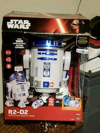 Star Wars R2-D2 box Suitland-Silver Hill, 20746