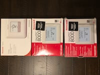 Honeywell Programmable Thermostat $100.00 each Woodbridge, 22191