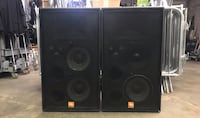 "Pair JBL SR4732X SR-X Dual 12"" three-way Loud Speaker Bowie, 20721"