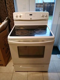Kenmore Electric Stove + Dishwasher