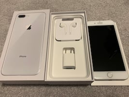 Like new iPhone 8 Plus 256GB