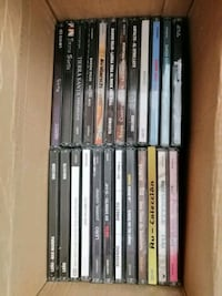 Discos originales heavys y the rock Ronda, 29400