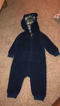 9 month baby boy snow suit  Clinton, 20735