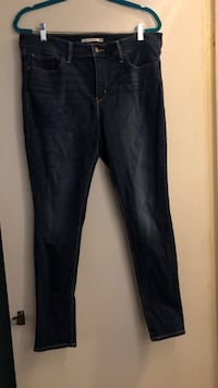 blue denim straight cut jeans San Diego, 92111