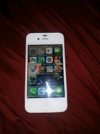 white iphone4 8g