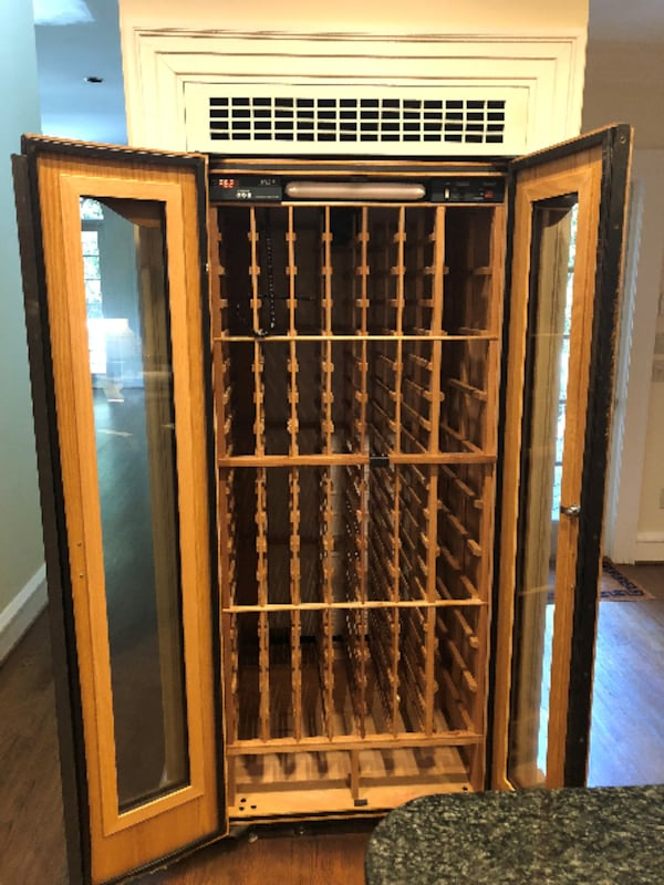 320 Bottle Wine Cellar & Cooler with Digital Thermometer 1ffc4aba-7495-4121-9bcc-7b8422463502