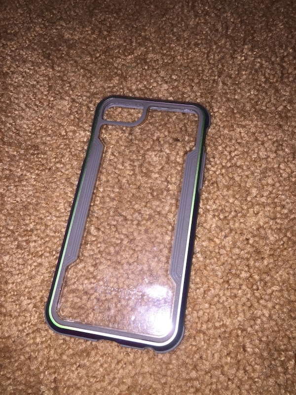 iPhone (6-8) color changing case