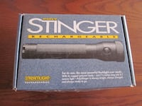 Rechargeable Flashlight Poly Stinger  13 mi