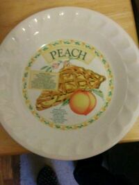 Himark deep dish peach with receips Winchester, 22601