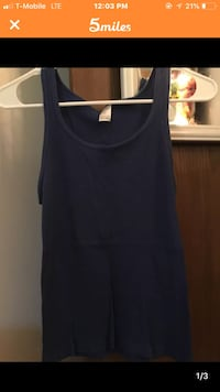 3 tank tops for $5 Cleves, 45002